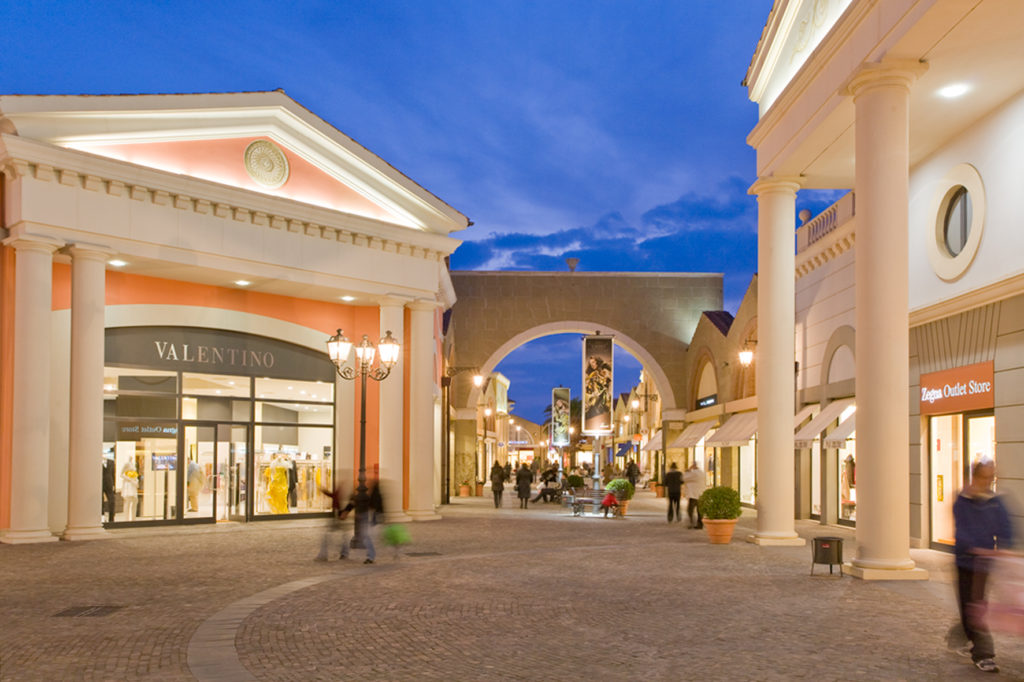 Transfer Roma/Valmontone Outlet