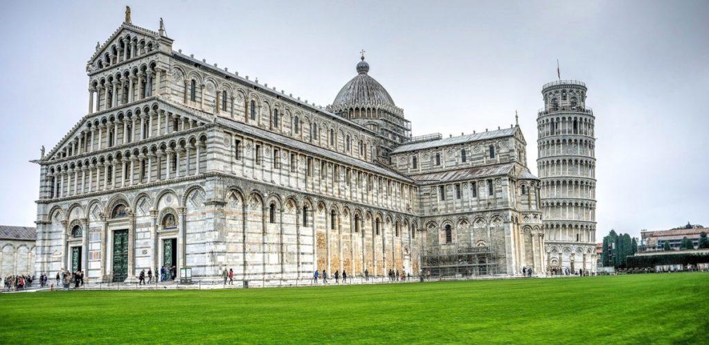 Transfer Roma-Pisa Full Day