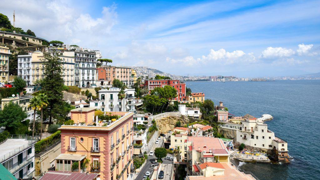 Transfer Roma/Napoli Full Day: prenota la tua auto con un click e goditi il viaggio