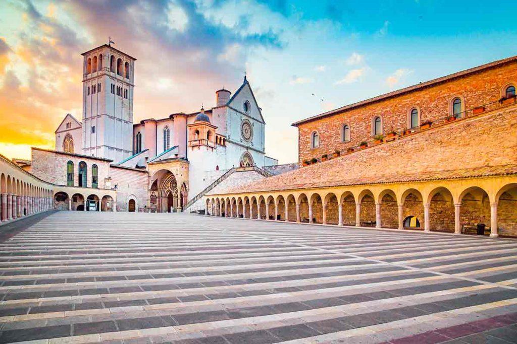 Transfer Roma-Assisi