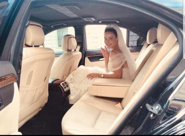 Noleggio auto con conducente a Roma per il tuo Matrimonio
