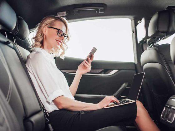 Noleggio auto con conducente per Transfer Aziendali