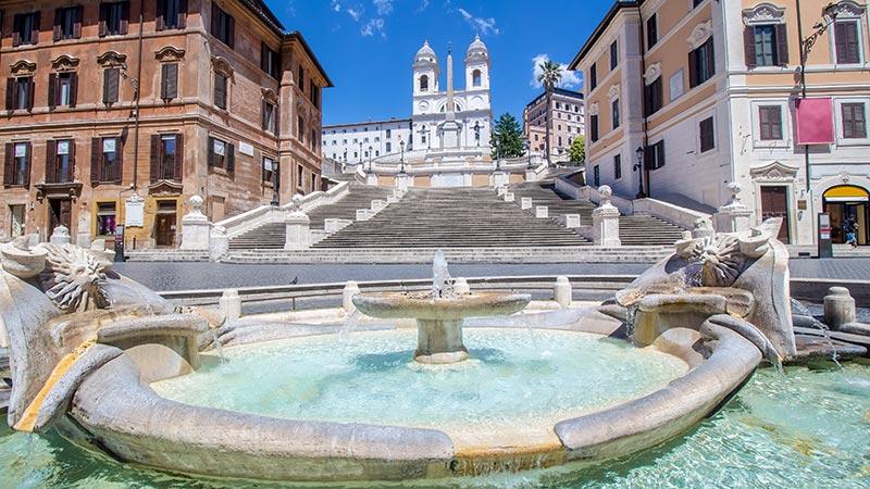 Roma Barocca - Half day tour